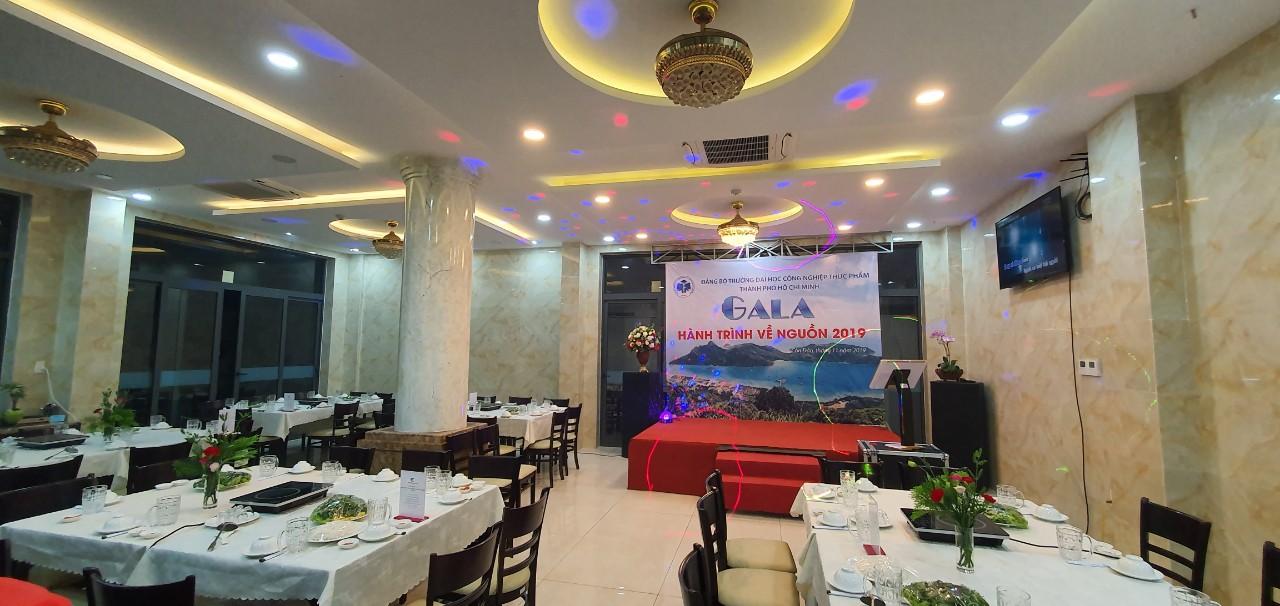 Nhà hàng Con Son Blue Sea